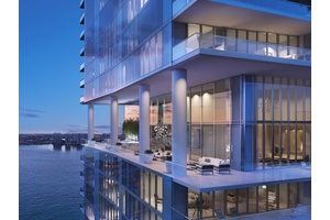 Turnberry Ocen Club Residences Duplex